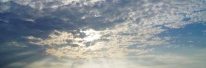 空と雲のイメージ