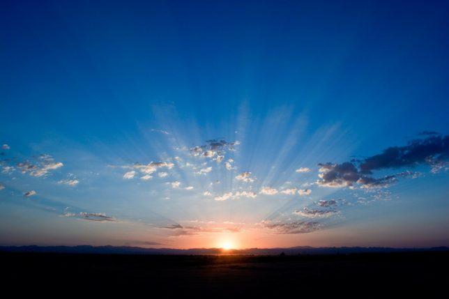 日の出 イメージ